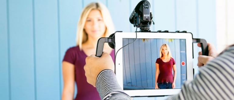 Tips dan Trik Dasar Merekam Video Menggunakan Smartphone