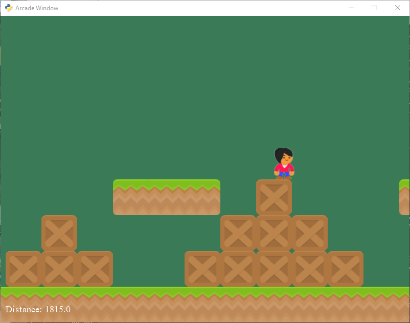 Belajar Membuat Game 2D dengan Python dan Arcade
