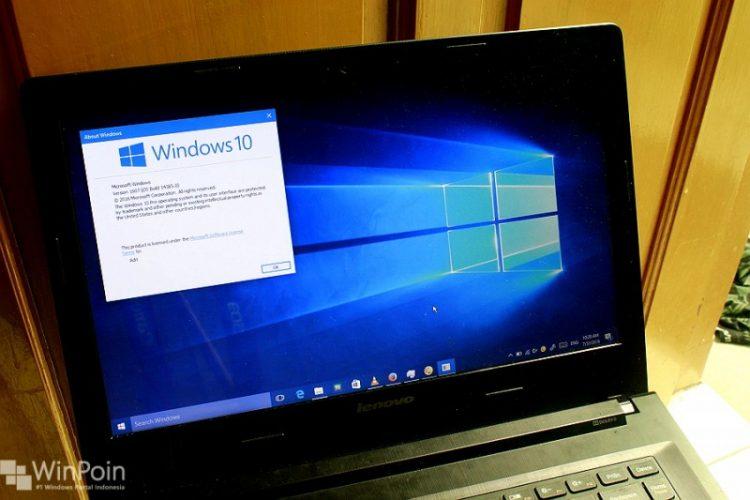 Menambahkan Safe Mode pada Boot Options di Windows 10