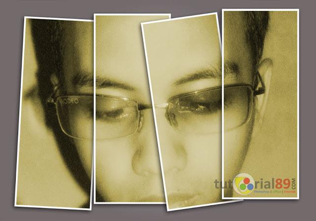 Membuat Efek Foto Dalam Foto Di Photoshop