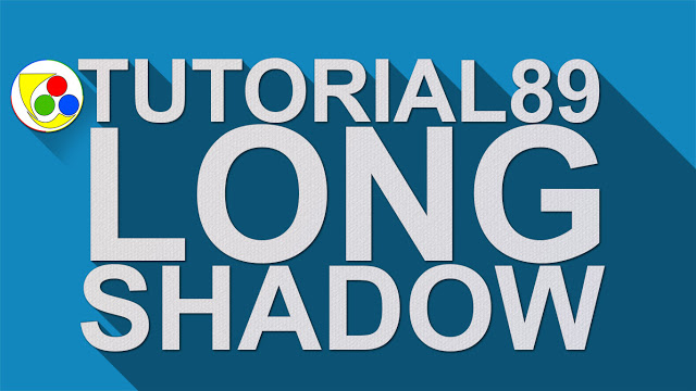 Cara Membuat Long Shadow Photoshop