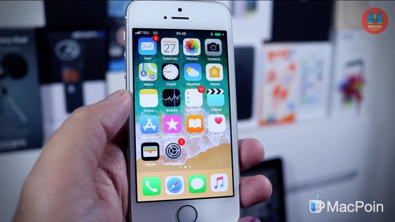 Downgrade iOS 12 Beta ke iOS 11 Final di iPhone