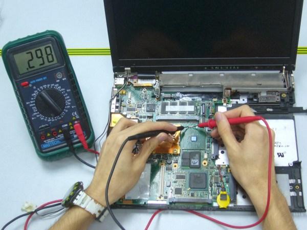 Jasa Service Laptop Dell Malaka Jaya Bergaransi