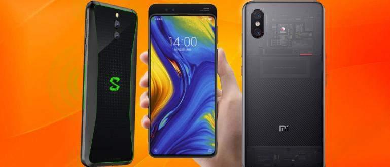 HP Xiaomi Terbaik di Kelasnya Tahun 2019