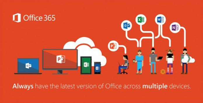 Microsoft Office Versi 1901