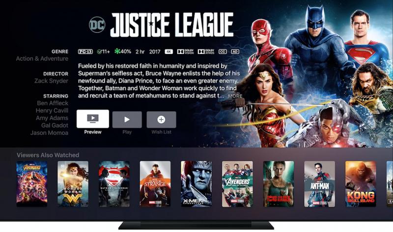 AirPlay 2 dan iTunes Movie Siap Hadir