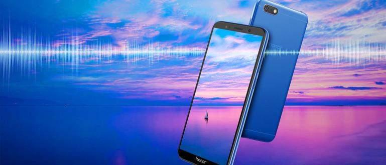 Honor 7S Smartphone Kekinian Harga Sejutaan!
