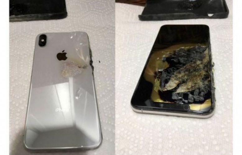 Muncul Kasus iPhone XS Max Meledak di Saku