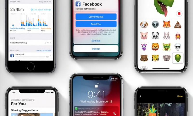 Apple Ketahuan Menguji iOS 13 Terbaru