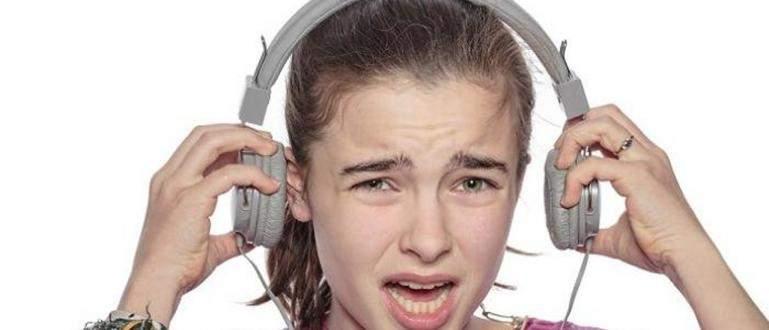 Ini 5 Bahaya Menggunakan Headset Terlalu Lama