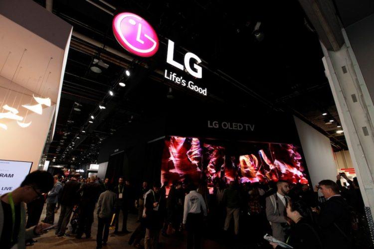 LG Rilis Seri 'G' dan 'V' Bersamaan di MWC 2019