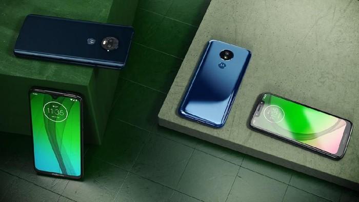 Empat Model Ponsel Baru