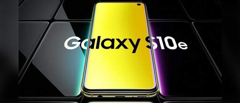 Inilah Arti Huruf e Di Samsung Galaxy S10e