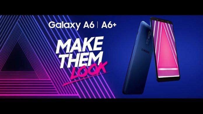 Samsung Galaxy A6 Terbagus