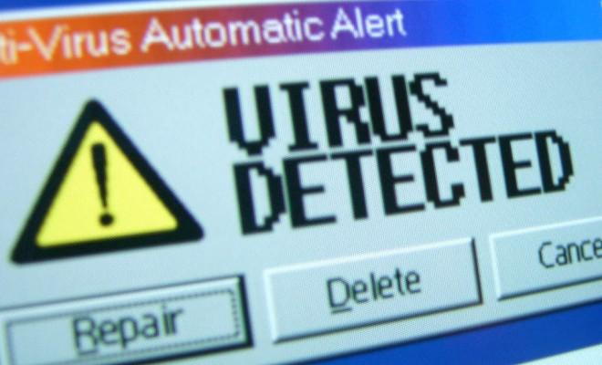 Tanda-Tanda Laptop/PC Kamu Terkena Virus Berhati-Hatilah
