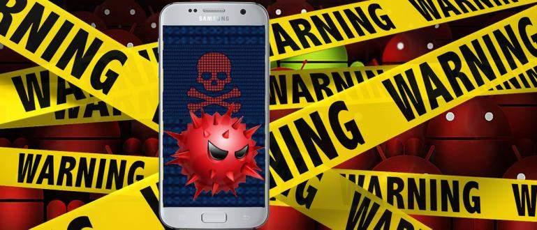 Virus Android Sekarang Berformat Foto & Sulit Didelete