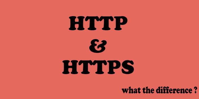 Perbedaan HTTP dan HTTPS dan Penjelasannya
