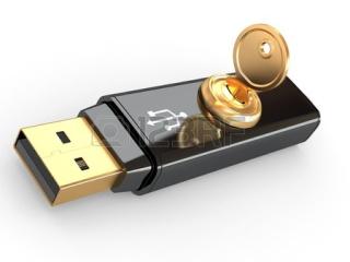 Melindungi Flashdisk dengan Password