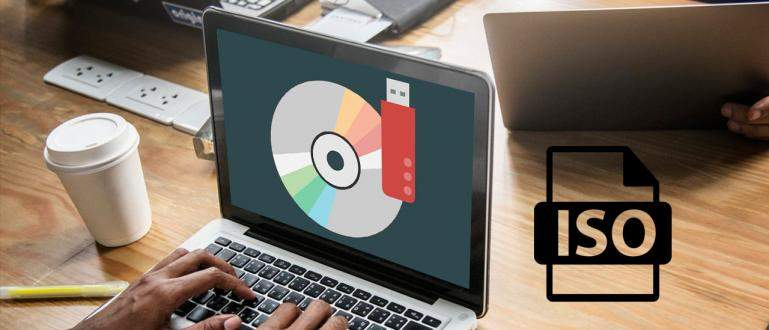 Tutorial Membuat File ISO
