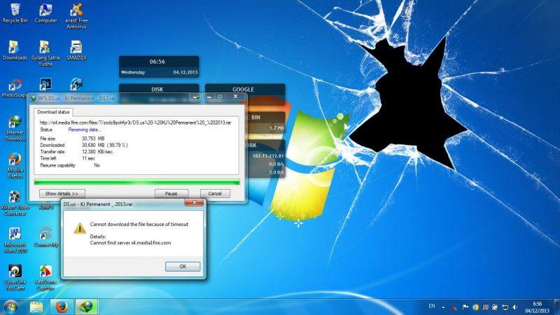 Windows 7 akan Dimatikan?