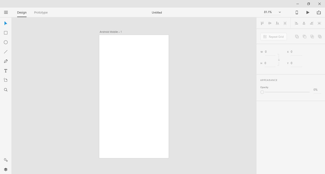 Tutorial Membuat Prototype Mobile