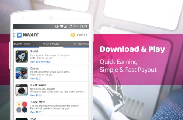 Daftar Aplikasi Penghasil Uang