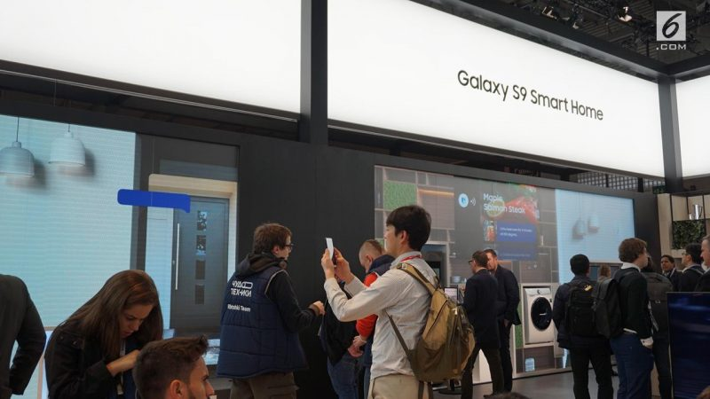 Informasi Hp Samsung Galaxy