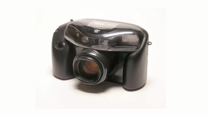 Kamera dengan Desain Paling