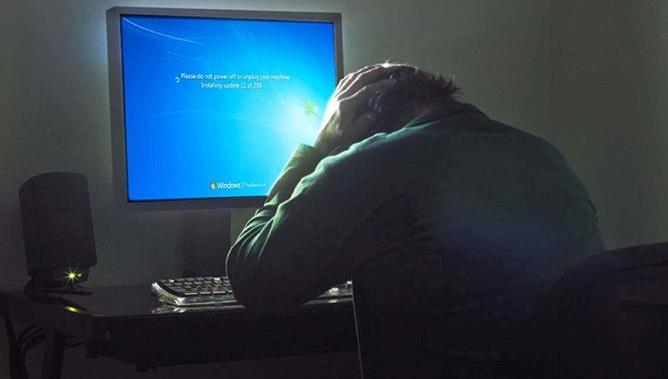 Windows 7 akan Dimatikan