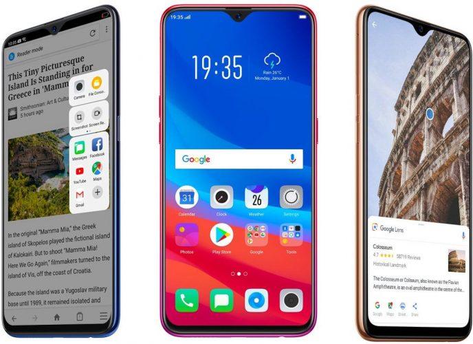 Kelebihan Oppo F9 Smartphone