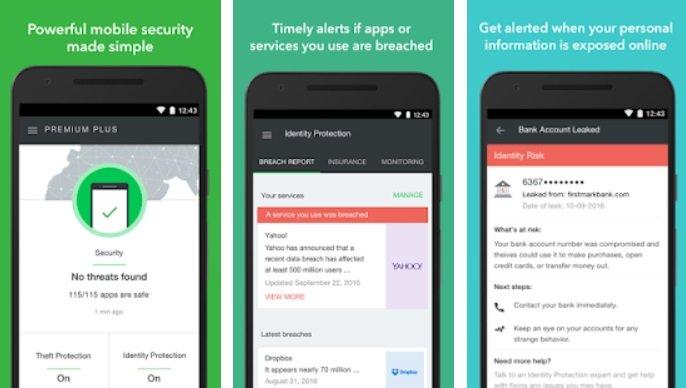 Daftar Antivirus Di Android
