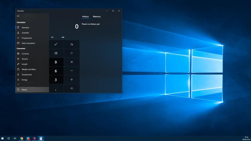 Microsoft Menambahkan Mode Grafik