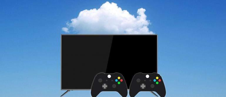 Penjeasan tentang Cloud Gaming