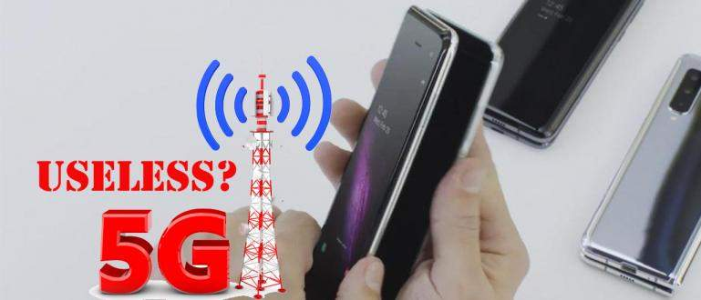 Alasan Kenapa Tidak Perlu Beli HP Layar Lipat & HP 5G Saat Ini!