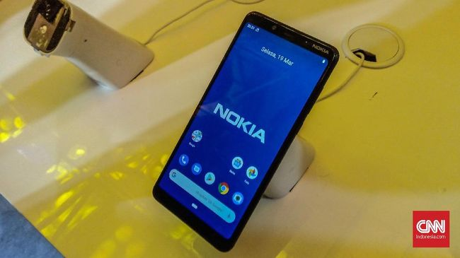 Spesifikasi Serta Harga Nokia