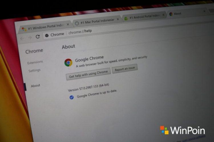 Tips Mempercepat Google Crome