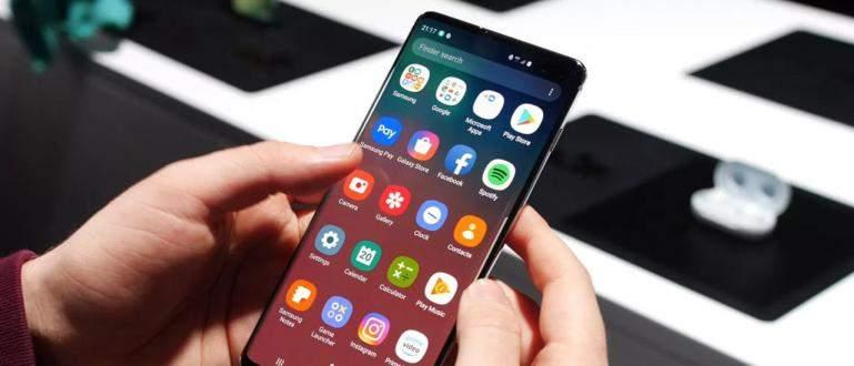 Daftar HandPhone Terbaru 2019 Januari hingga Maret