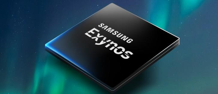 Chipset Samsung Exynos 9610