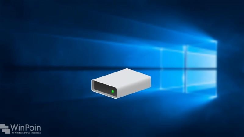 Tips Membuat Partisi Windows 10