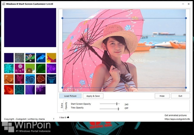 Cara Membuat Start Screen Windows 8.1