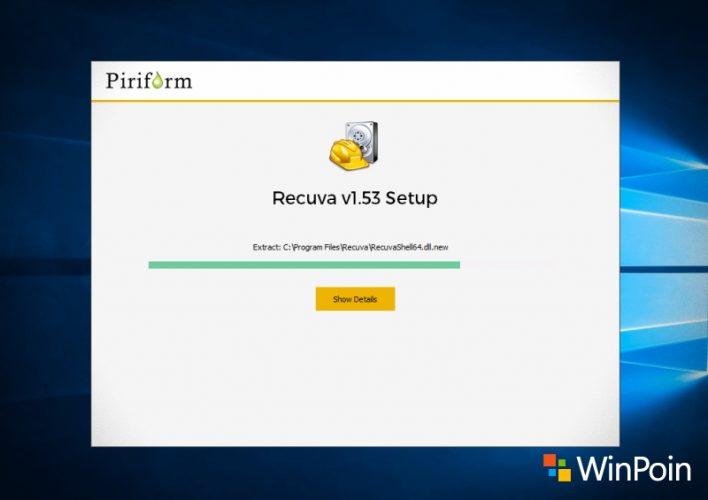 Cara Mengembalikan File Hilang