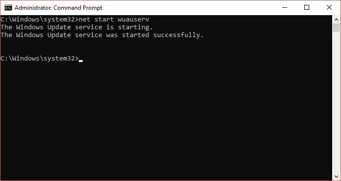 Menghapus Windows Update History di Windows 10