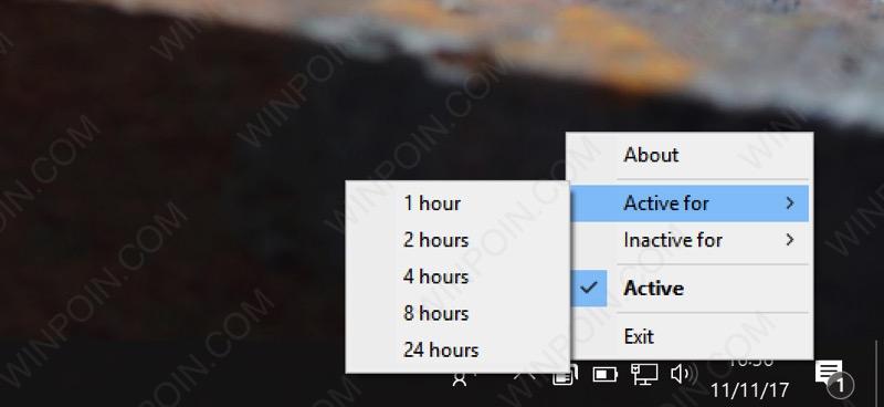 Komputer Tidak Sleep Otomatis