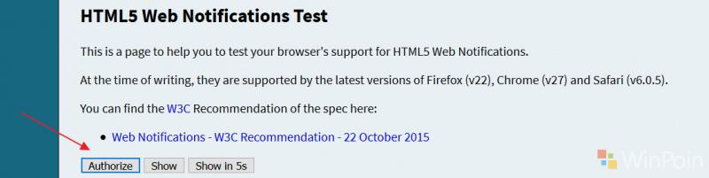 Tips Blok Web Notifications di Firefox