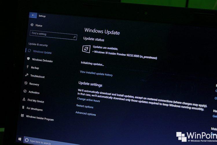 Tips Memblokir Update Tertentu di Windows 10