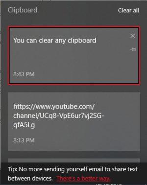 Tips Memanfaatkan Fitur Clipboard