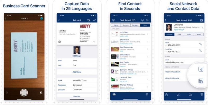 Daftar Aplikasi Pemindai Kartu