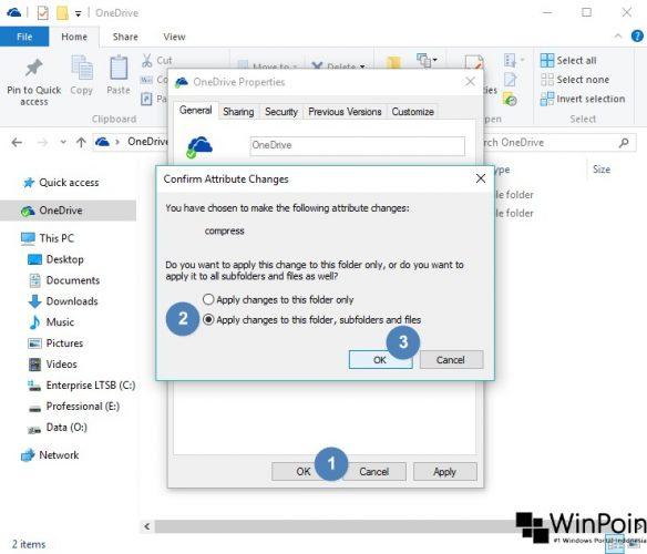 Tips Kompres Ukuran oneDrive