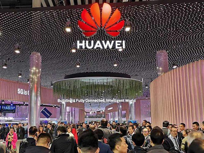 huawei mulai pamerkan teknologi