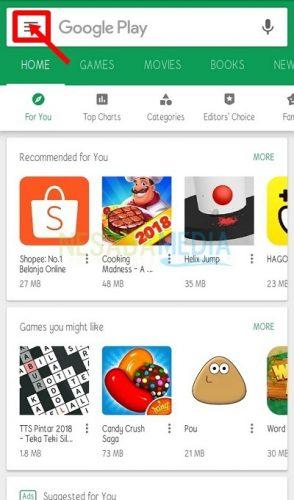 Cara Mengembalikan Aplikasi Android